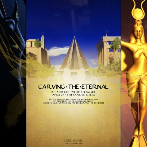 Carving the Eternal